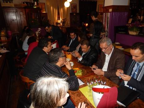 Une délégation de parlementaires tunisiens à Strasbourg