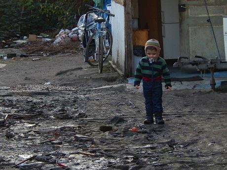 Les enfants roms ont des droits. En France ils sont niés. Signons pour le respect des droits des enfants roms
