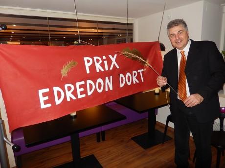 L'Edredon Dort, un prix décerné ex-aequo à quatre politiciens strasbourgeois