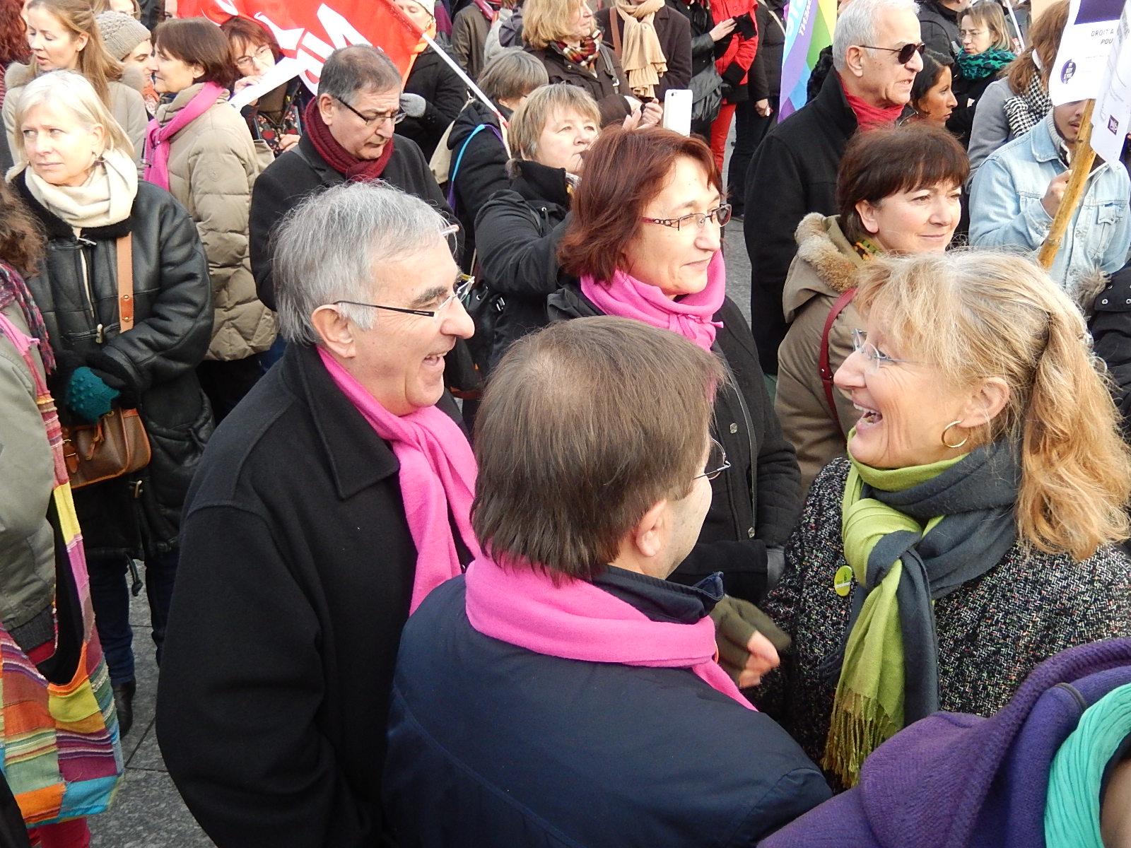 Paris-Strasbourg: de l'éthique en politique
