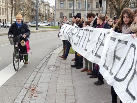 Commémoration du pogrome des Juifs de Strasbourg le 14 février 1349