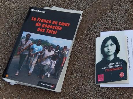 Au Rwanda en 1994, le génocide des Tutsis a déclenché la guerre, et bon l'inverse