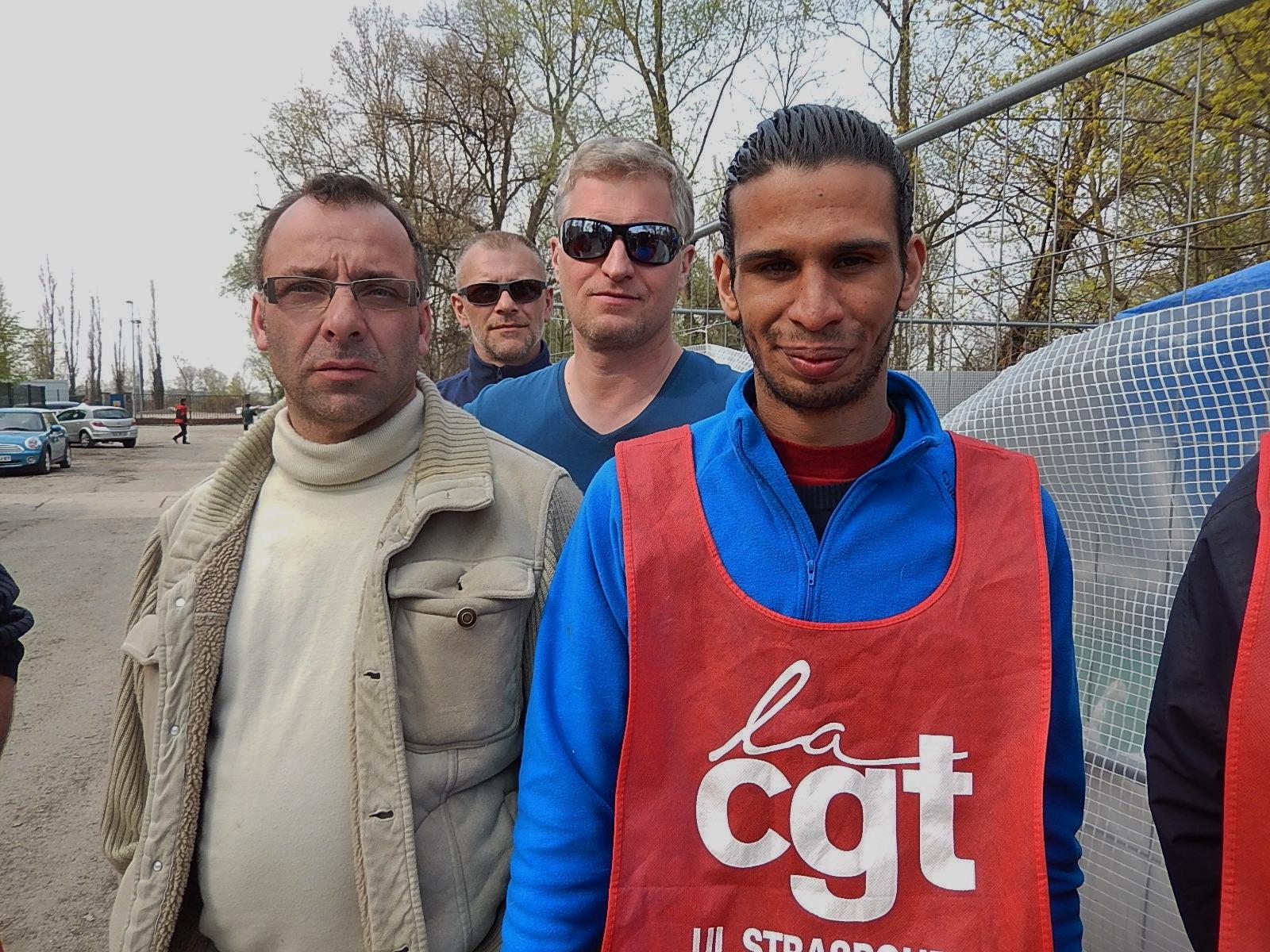 COMMUNIQUE CGT 67 – Strasbourg ALERTE à l'environnement !