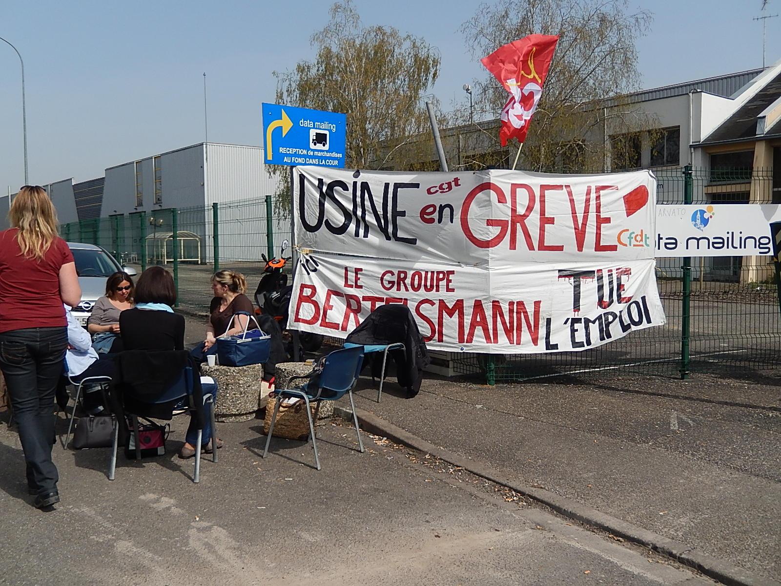 Data Mailing Geispolsheim: une nouvelle direction et une délocalisation à Noyelles