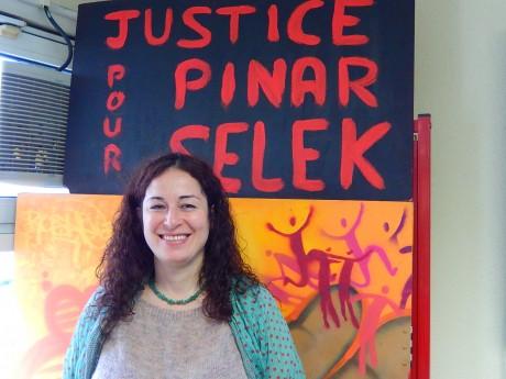 Solidarité avec Pinar Selek