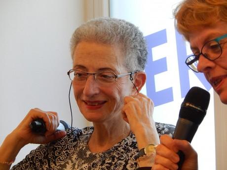 Hélène Cixous: Ayaï! Le cri de la littérature, accompagnée d'Adel Abdessemed