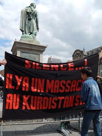 Turquie: nouveaux heurts après le décès de deux manifestants kurdes