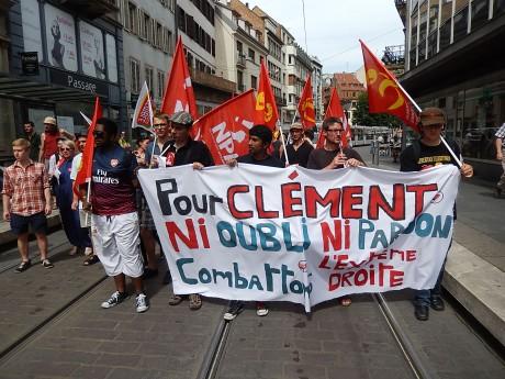 Pour Clément Strasbourg f2c