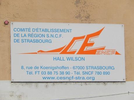 CE Hall Wilson SNCF Strasbourg feuille2chou_photo