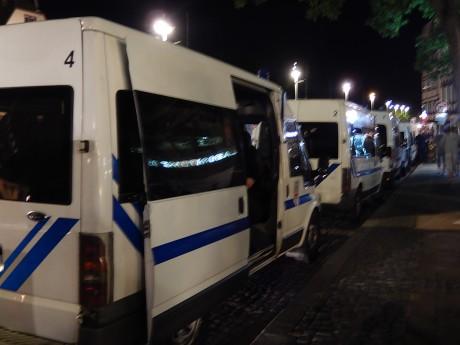 police fête musique strasbg f2c