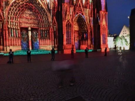interluttants strasbg cathédrale feuilledechouphoto