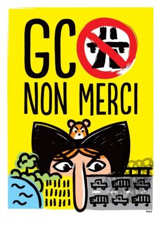 Contre Vinci et son monde : ni autoroute, ni aéroport… Occupe ton rond-point !