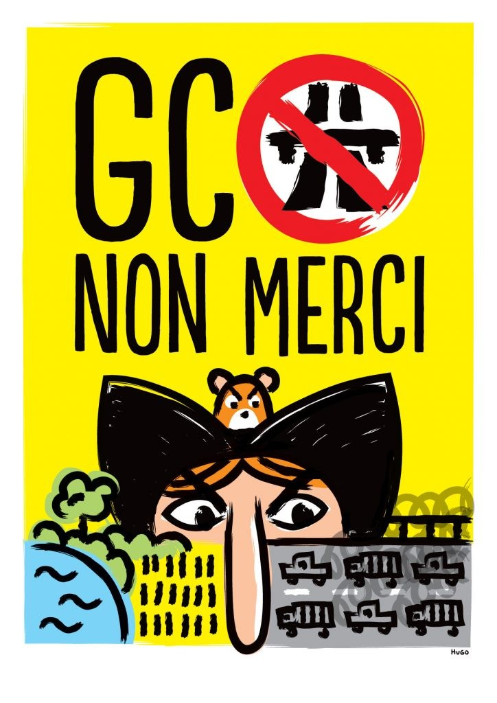 L'anti-GCO illustré
