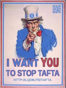 I want you Tafta