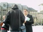 Lycéens en colère à Strasbourg