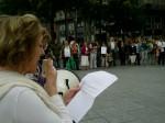 Cercle de silence de Strasbourg