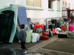 """Trois familles Rroms à la rue à Strasbourg, """"capitale européenne"""" et ville des solidarités…"""