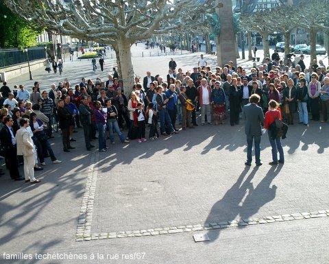 Le préfet du Bas-Rhin et le maire de Strasbourg annoncent qu'il n'y aura plus de familles étrangères à la rue