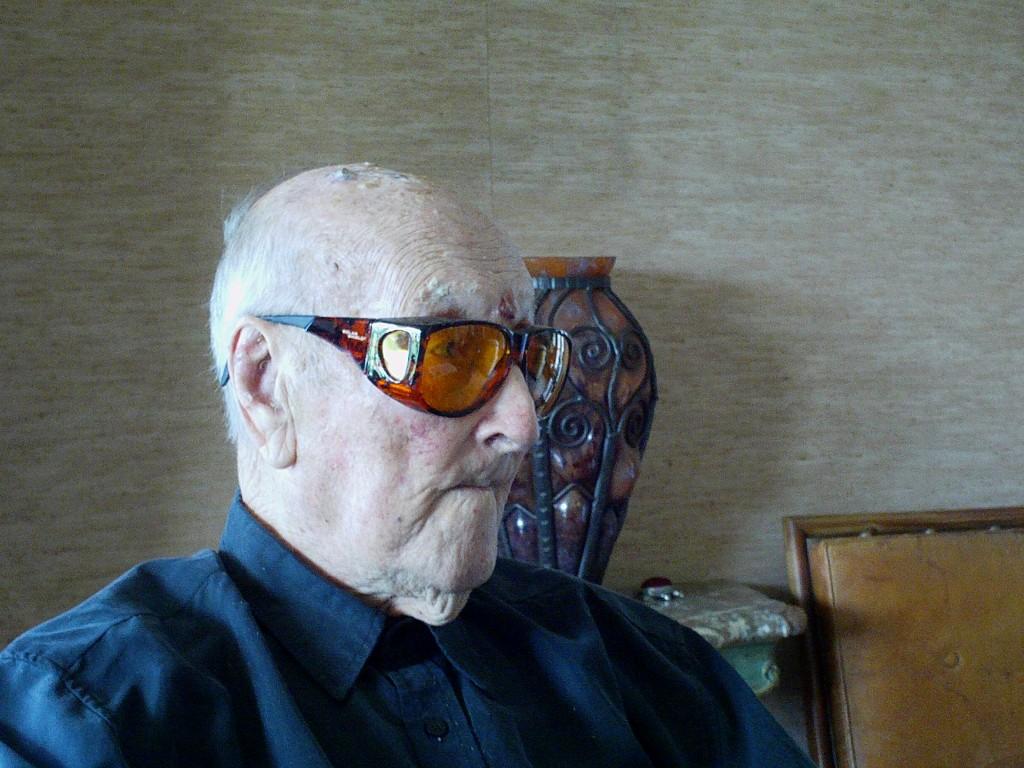 Lucien Baumann, avocat, ex-bâtonnier, et poète est décédé