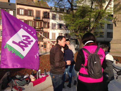 Répression anti-syndicale au TGI de Strasbourg