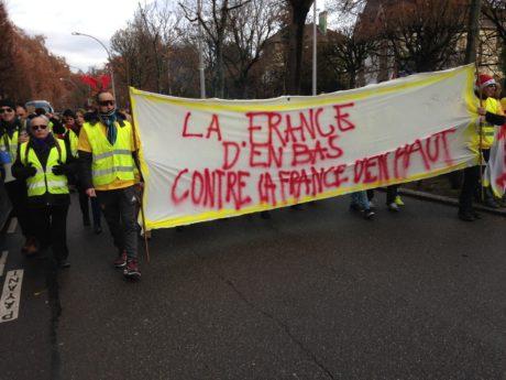 Le peuple des Gilets Jaunes, par Gérard Deneux