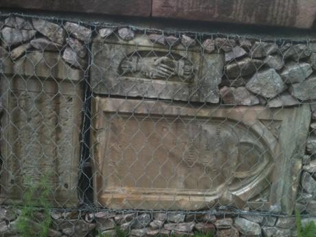 Parc Naturel Urbain de Strasbourg: autour du cimetière Saint-Gall