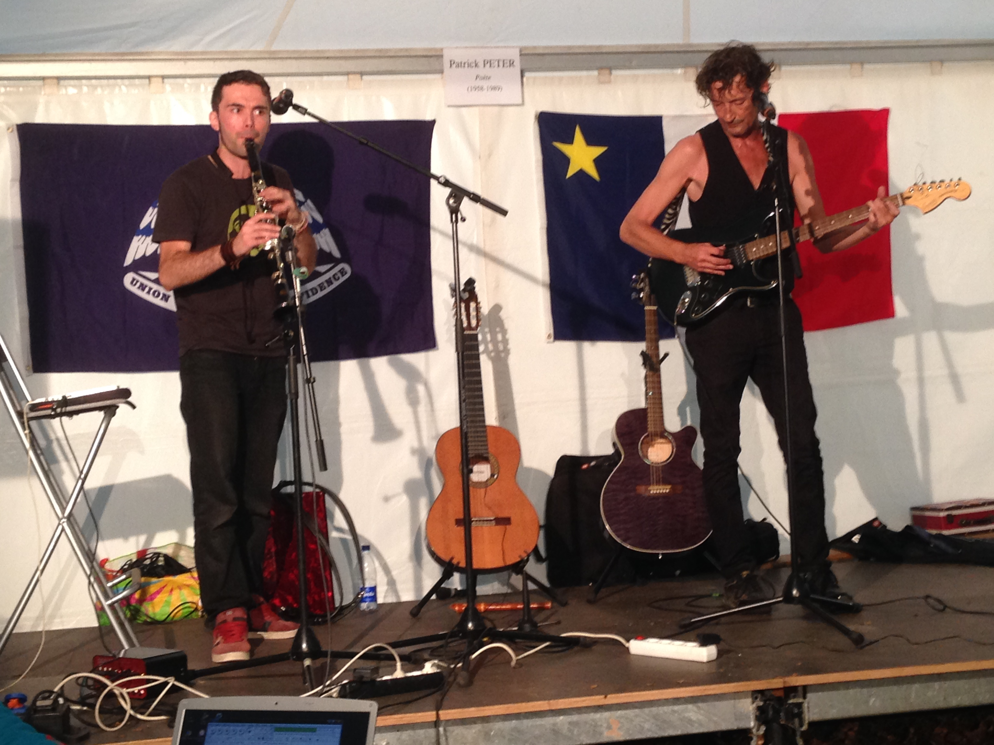 Vox Copuli à Summerlied 2016 Ohlungen