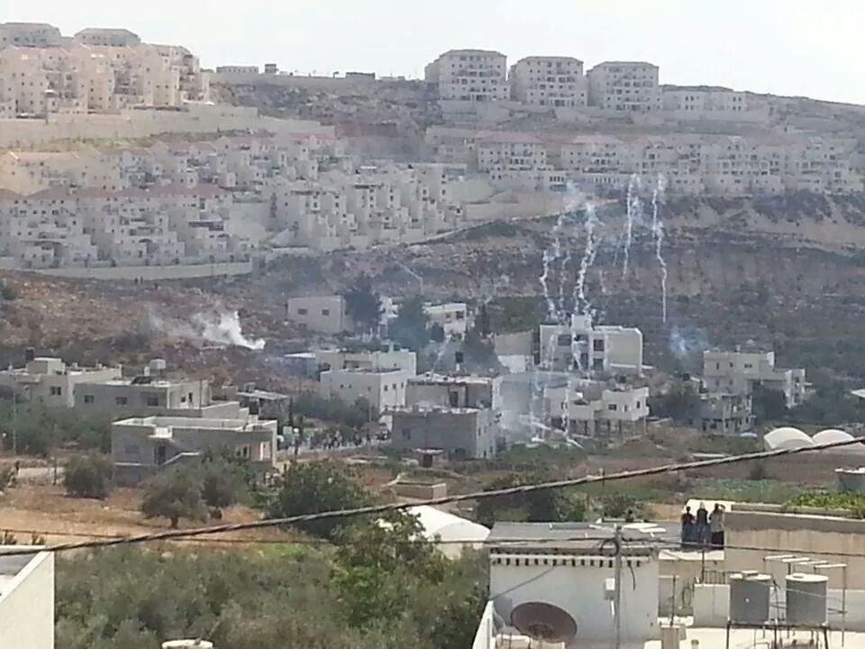 Wadi Fukin : une honte absolue !