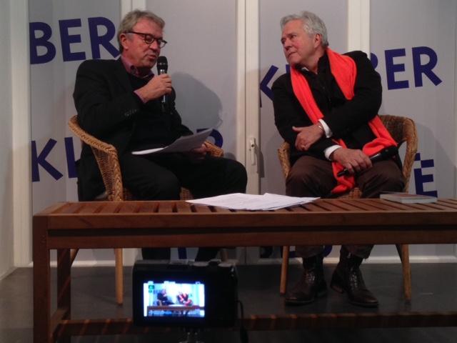 50 ans de Poésie, avec Antoine Gallimard et André Velter