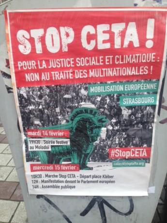 CETA, c'est assez!