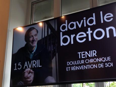 Tenir, douleur chronique et réinvention de soi, par David Le Breton