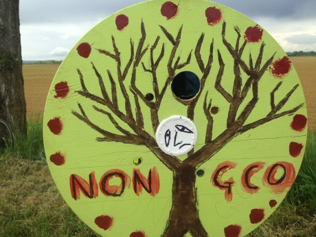 Occupe ton rond-point! Non au GCO !