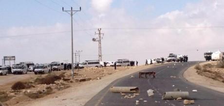 Nettoyage ethnique de Bédouins d'Israël à Bir Hadaj