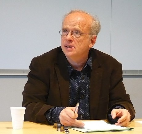 Un philosophe, Jacob Rogosinski, chez les Gilets jaunes à Strasbourg