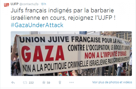 Juifs français UJFP