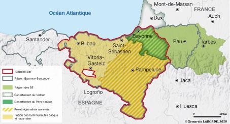 Pays basque: LA PAIX MAINTENANT Une exigence populaire