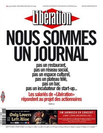 Libérer Libération (communiqué d'Acrimed)