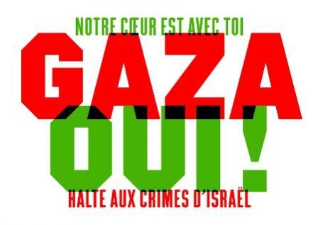 """«  Reportages et courts-métrages sur Gaza""""  réalisés par les étudiants d'université Al-Aqsa , Département de français."""