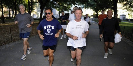 NYPD, DSK and Mr. Sarkozy