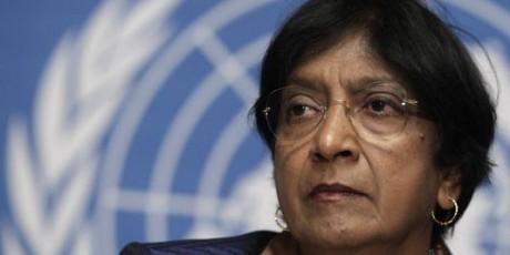 """""""Nettoyage ethnique"""": l'ONU serait-elle borgne?"""