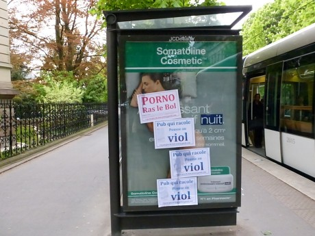 Le piéton de Strasbourg a vu