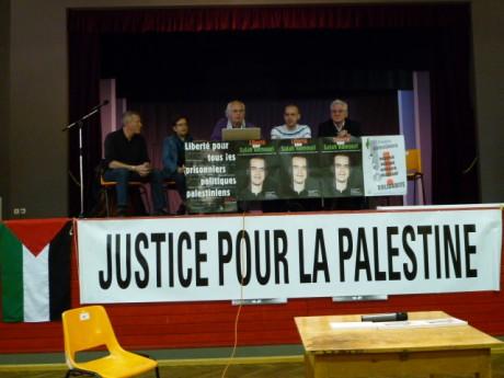Salah Hamouri à Strasbourg, c'est ce lundi 10 septembre!