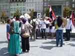 Strasbourg: liberté et démocratie en Syrie