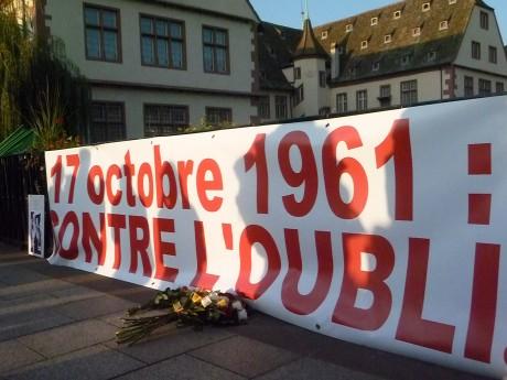 17 octobre 2011 à Strasbourg