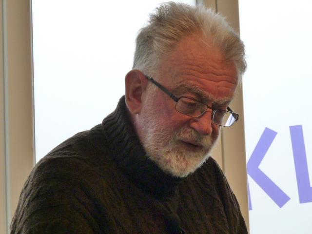 Jean-Paul Klée lit JPK