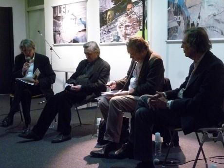 Poésie et philosophie à Strasbourg