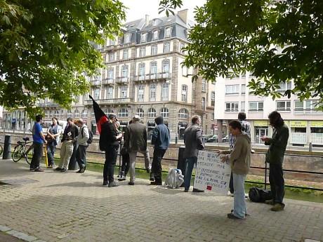 Strasbourg: solidarité avec les mineurs asturiens en lutte + pétition