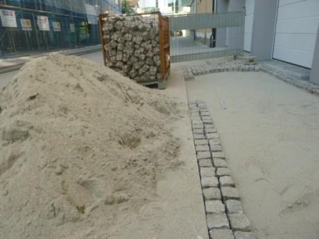 Sous les pavés, la plage, sur les pavés, les Stolpersteine