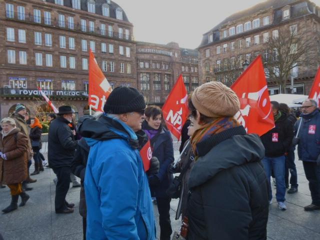 Tunisie Strasbourg Chokri belaid feuille2chouphoto