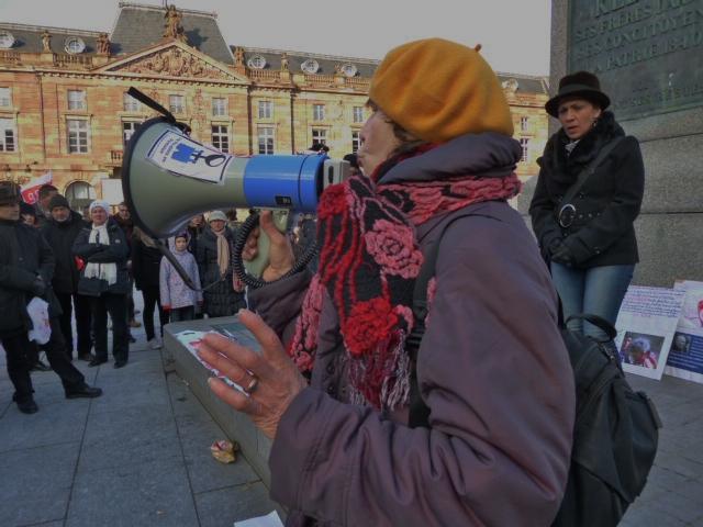 femmes pour la démocratie en Tunisie feuille2chouphoto